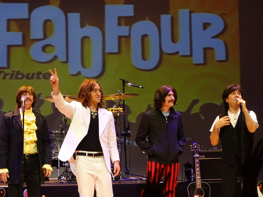 The Fab Four will headline 9th Annual Sheffield Street Party. Photo: Robert Kern