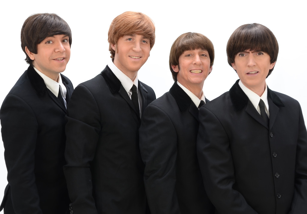 The Fab Four: The Ultimate Tribute - The lads are back in town!